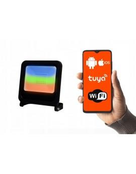 Naświetlacz Halogen LED 50W RGB TUYA SMART LEDline